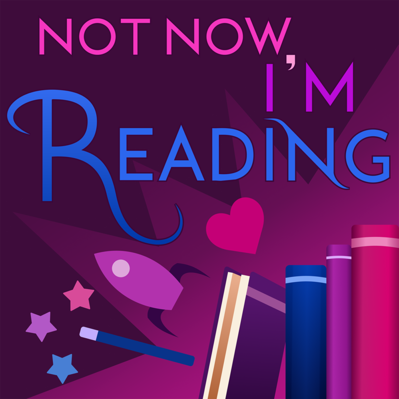 Not Now I'm Reading