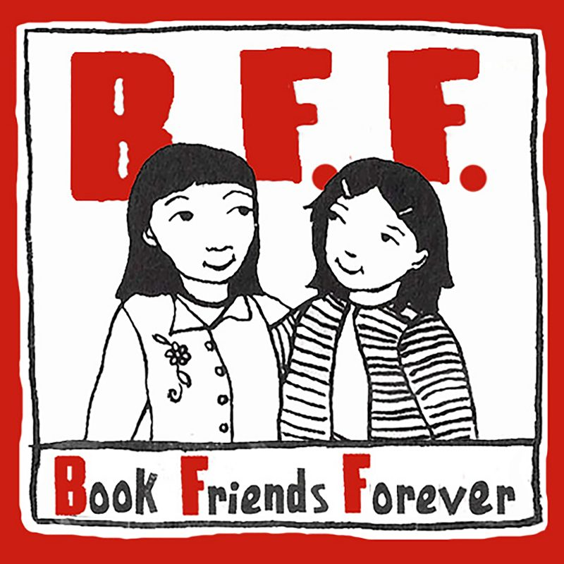 Book Friends Forever Podcas‪t‬