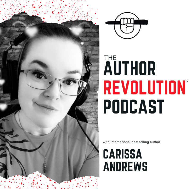 The Author Revolution™ Podcas‪t‬