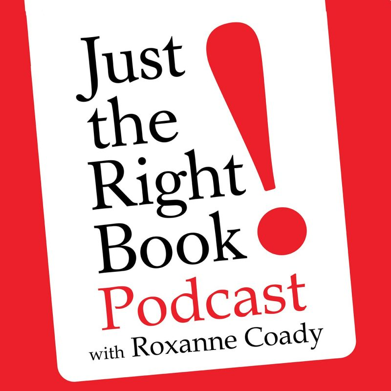 Just the Right Book with Roxanne Coad‪y‬